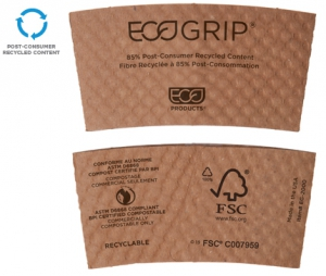 EcoGrip Cup Sleeves - 1300pcs