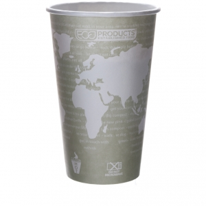 World Art Hot Cups 470ml (16oz) - 1000pcs