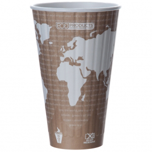 World Art Double Wall Hot Cups 590ml (20oz) - 600pcs