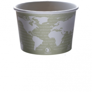 World Art Food Container - 470ml (16oz) - 500pcs