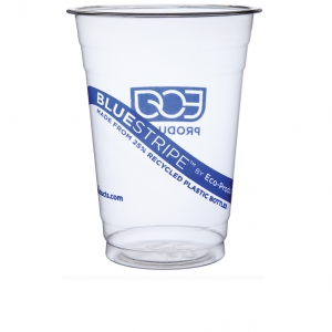 BStripe 25% RCont. Cold Cup 470ml (16oz) - 1000pcs