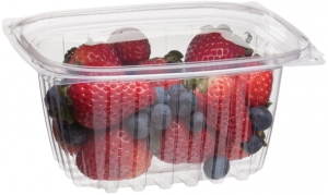 Rectangular Deli Containers 470ml (16oz) - 300pcs