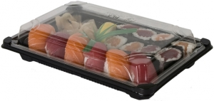 Large Sushi Containers 150x230mm - 600pcs