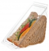 3 in. Sandwich Wedge Container